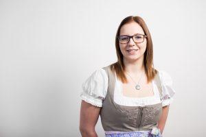 Elisa Wimmer - Buchhalterin und Personalverrechnerin